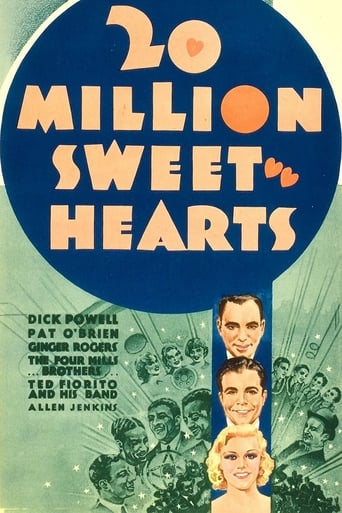 Poster of Twenty Million Sweethearts