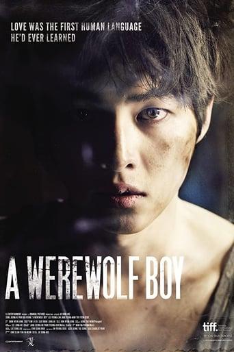 A Werewolf Boy poster