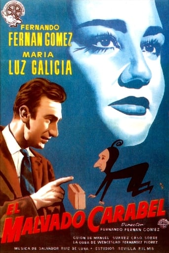 Poster of The Wicked Carabel