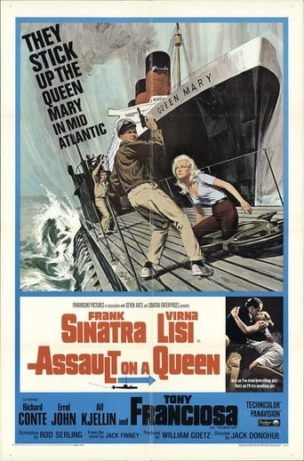 Poster of Assault on a Queen