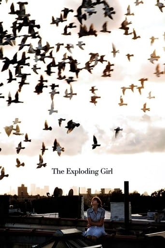 Poster of The Exploding Girl