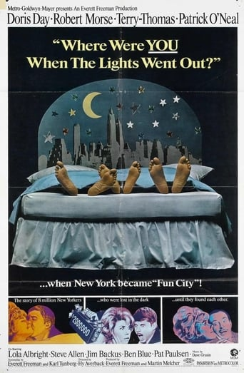 Poster of Where Were You When the Lights Went Out?