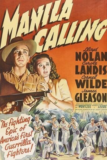 Poster of Manila Calling
