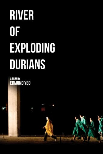 Poster of River of Exploding Durians