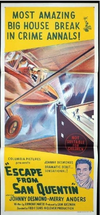 Poster of Escape from San Quentin