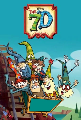 Poster of The 7D