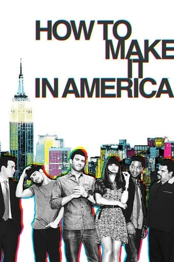 Poster of How to Make It in America