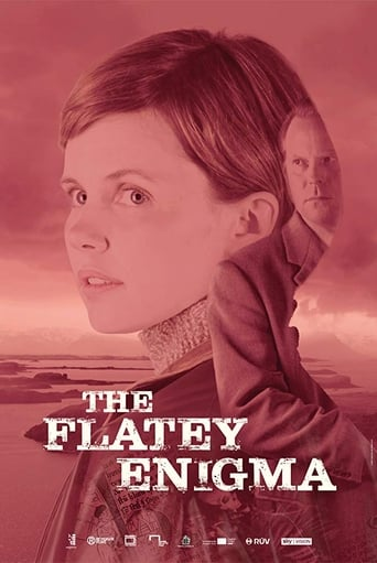 The Flatey Enigma Movie Poster