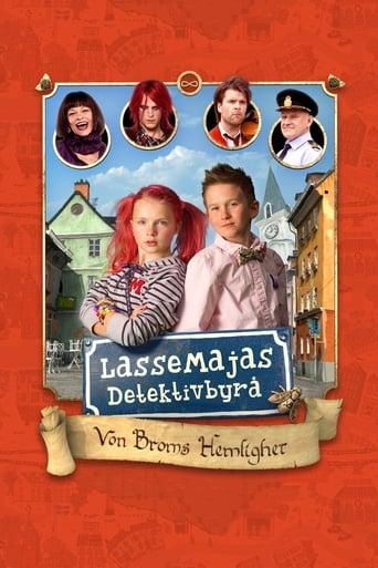 voir film Les Enquêtes de Jerry et Maya Le secret des Von Broms  (LasseMajas detektivbyrå - Von Broms hemlighet) streaming vf
