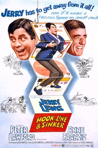 Poster of Hook, Line and Sinker