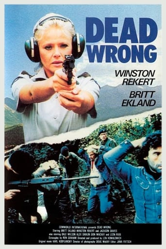 Poster of Dead Wrong