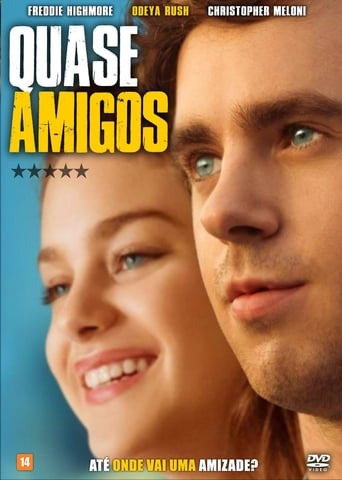 Quase Amigos - Poster