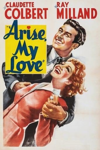 Poster of Arise, My Love