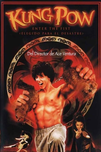 Poster of Kung Pow: A puñetazo limpio