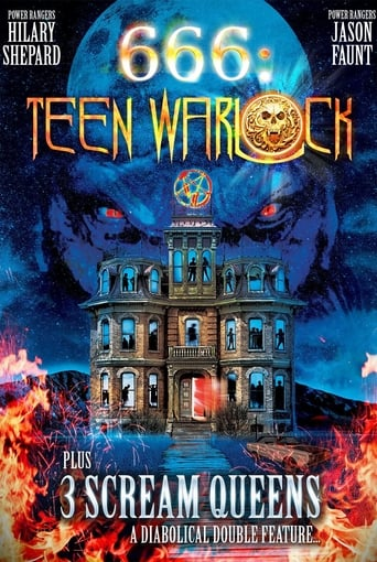 Poster of 666: Teen Warlock