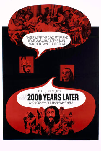 Poster of 2000 Years Later