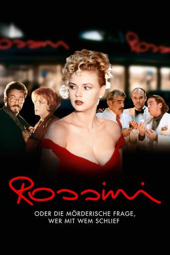 Rossini, oder die mörderische Frage, wer mit wem schlief - Komödie / 1997 / ab 12 Jahre