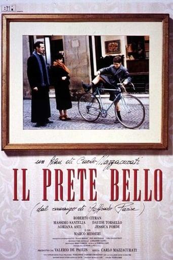 Poster of Il prete bello