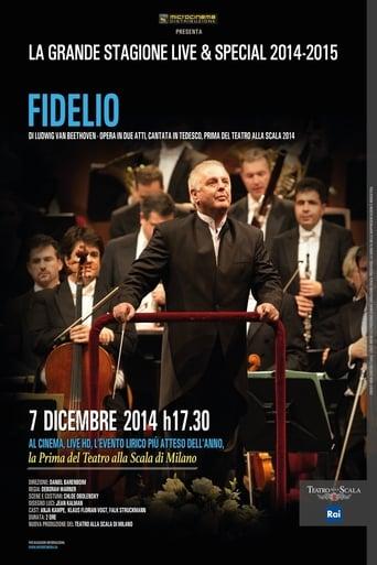 Poster of Beethoven · Fidelio