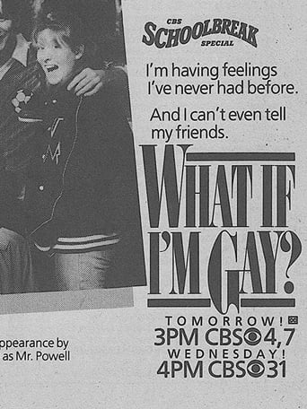 Poster of What If I'm Gay?