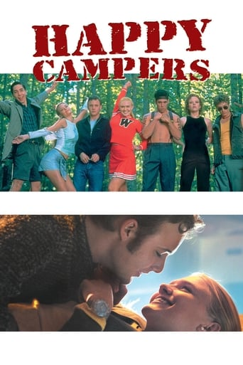 Poster of Happy Campers