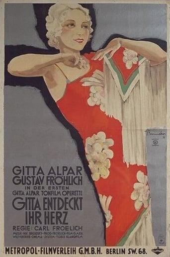 Poster of Gitta entdeckt ihr Herz