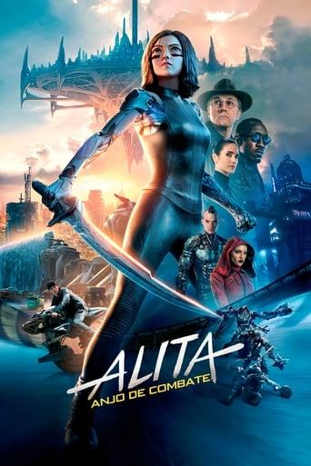 Alita: Anjo de Combate - Poster