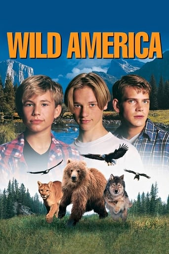 Poster of Wild America