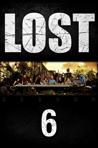 Lost 6ª Temporada - Poster