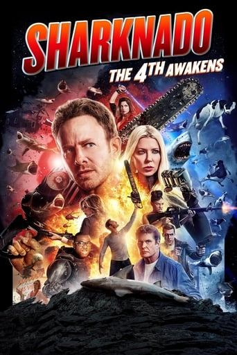 Poster of Sharknado 4: The 4th Awakens