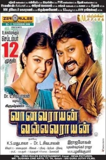 Poster of Vaanavarayan Vallavarayan