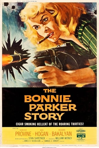 Poster of The Bonnie Parker Story