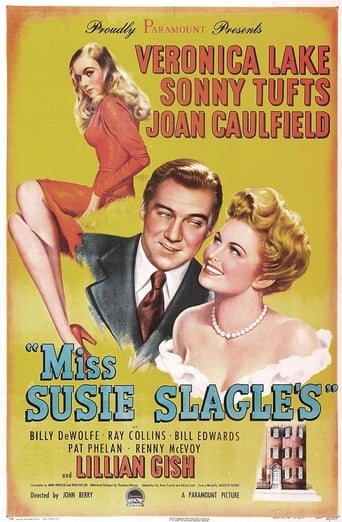 Poster of Miss Susie Slagle's