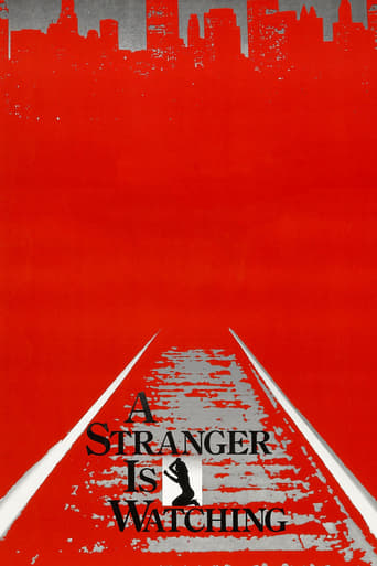 Watch A Stranger Is Watching Free Online Solarmovies