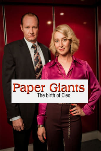 Poster of Paper Giants: The Birth of Cleo
