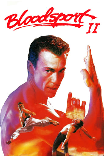 Poster of Bloodsport II