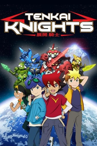 Watch Tenkai Knights 2013 full online free