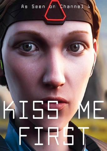 Kiss me First Poster