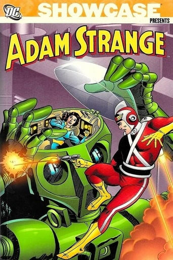 DC bemutató: Adam Strange