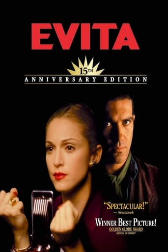 A New Madonna: The Making of 'Evita'