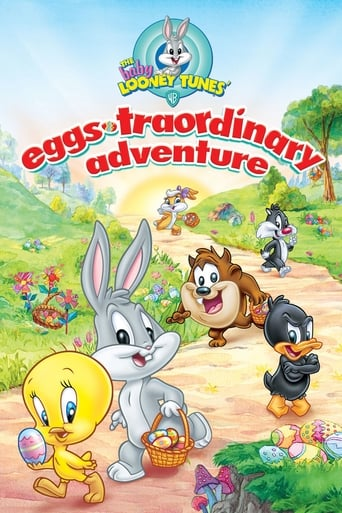 Poster of Baby Looney Tunes: Eggs-traordinary Adventure