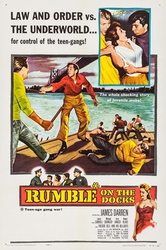 Poster of Rumble on the Docks
