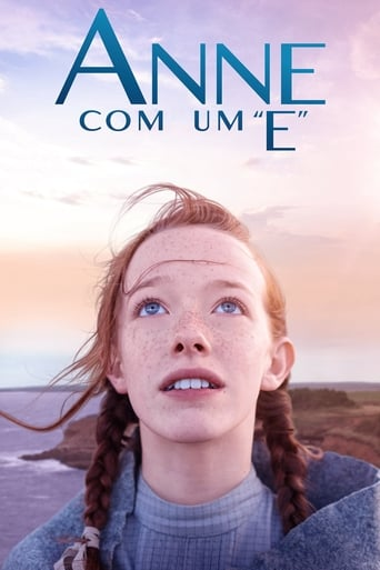 Anne with an E 2ª Temporada - Poster