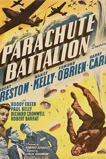 Poster of Parachute Battalion