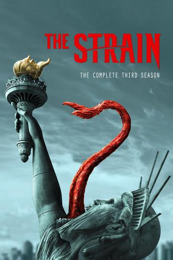 The Strain 3ª Temporada - Poster