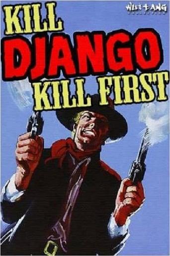 Poster of Kill Django...Kill First