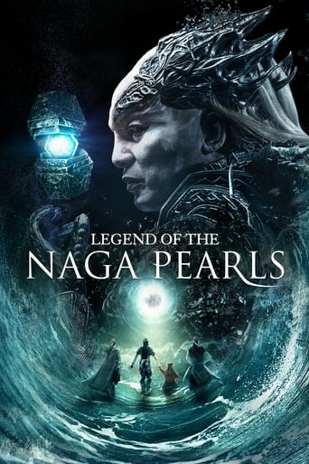 Poster of Legend of the Naga Pearls
