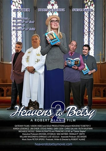 Poster of Heavens to Betsy 2