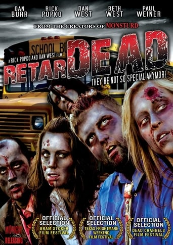 Poster of Retardead