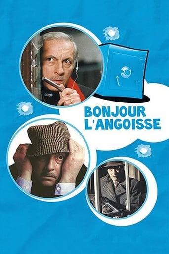 Poster of Bonjour l'angoisse